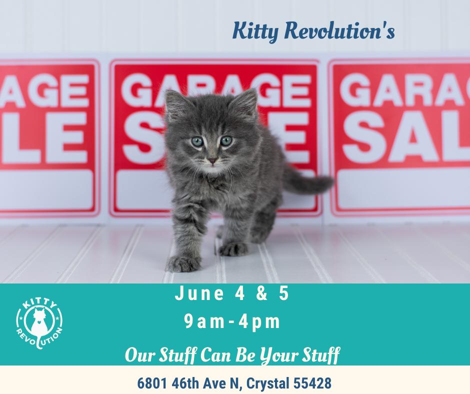 Garage Sale Sept 17-19